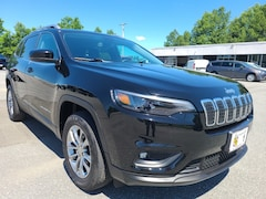 Used 2019 Jeep Cherokee Latitude Plus 4x4 SUV For Sale in Easton, MD