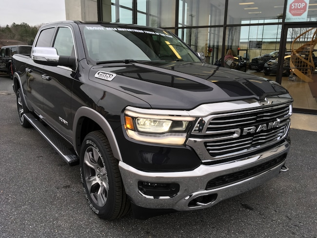 New 2019 Ram 1500 LARAMIE CREW CAB 4X4 5'7 BOX Crew Cab for sale in Easton, MD