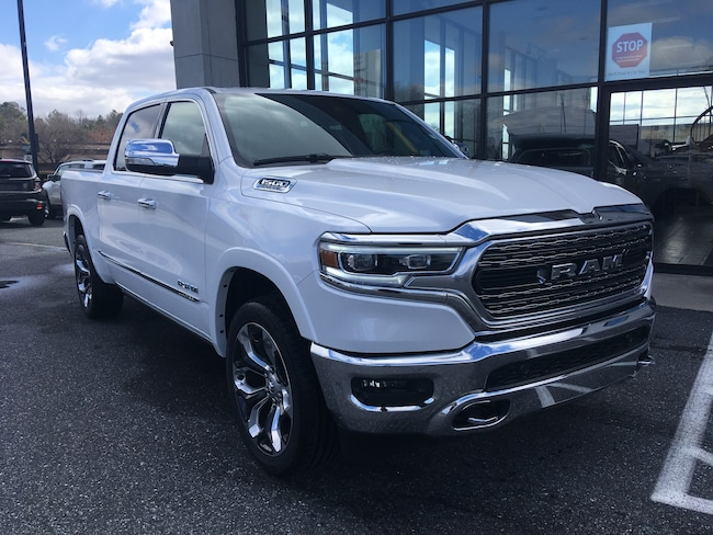 New 2019 Ram 1500 LIMITED CREW CAB 4X4 5'7 BOX Crew Cab for sale in Easton, MD