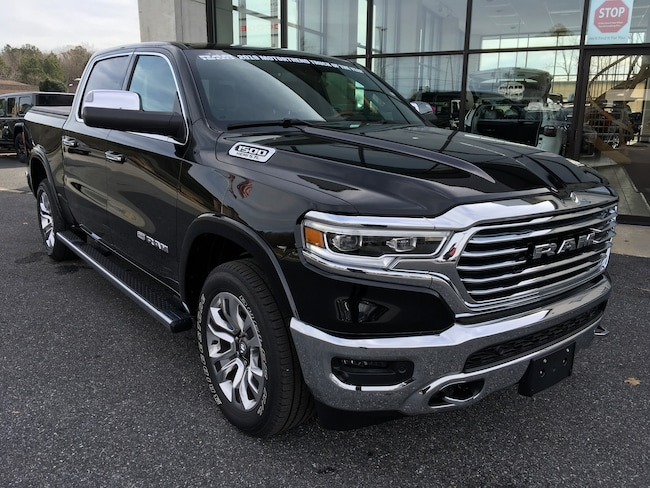 New 2019 Ram 1500 LARAMIE LONGHORN CREW CAB 4X4 5'7 BOX Crew Cab for sale in Easton, MD