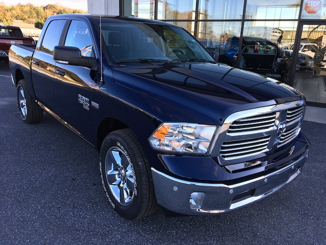 New 2019 Ram 1500 CLASSIC BIG HORN CREW CAB 4X4 5'7 BOX Crew Cab for sale in Easton, MD