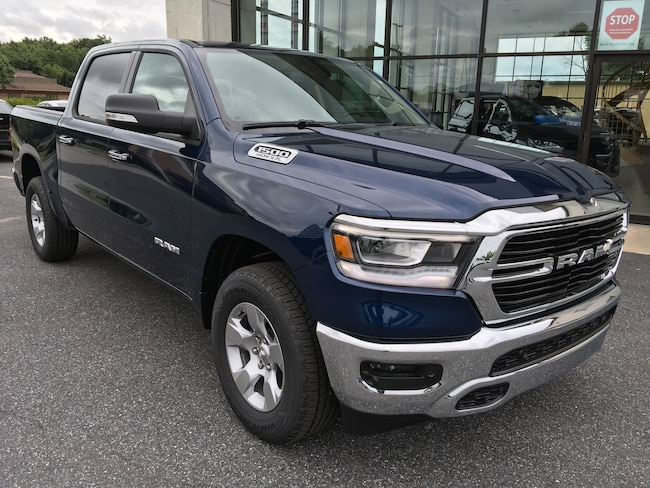 New 2019 Ram 1500 BIG HORN / LONE STAR CREW CAB 4X4 5'7 BOX Crew Cab for sale in Easton, MD
