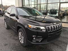2019 Jeep Cherokee LATITUDE PLUS 4X4 Sport Utility For Sale in Easton, MD