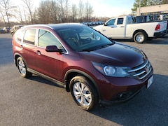 Used 2012 Honda CR-V EX-L SUV For Sale in Easton, MD