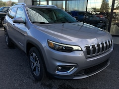 2019 Jeep Cherokee LIMITED 4X4 Sport Utility For Sale in Easton, MD