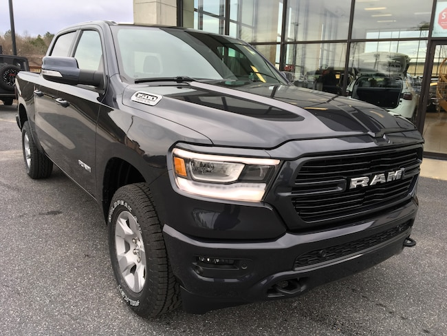 New 2019 Ram 1500 BIG HORN / LONE STAR CREW CAB 4X4 6'4 BOX Crew Cab for sale in Easton, MD