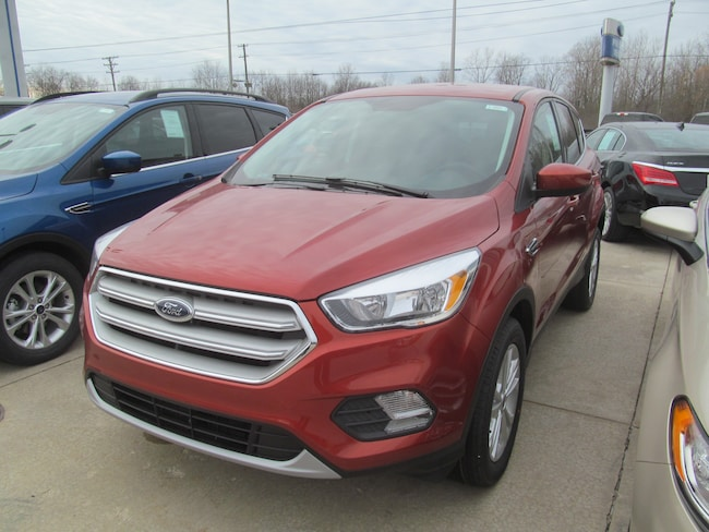 2019 Ford Escape SE with4WD & EcoBoost! SE 4WD
