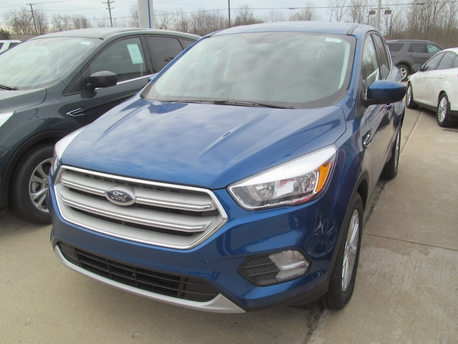 2019 Ford Escape SE with EcoBoost!  Go further on less fuel! SE FWD