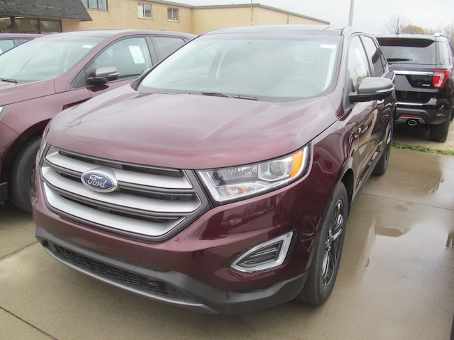 2018 Ford Edge SEL with All Wheel Drive - Go in the snow! SEL AWD