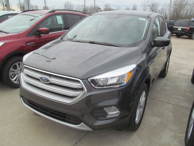 2019 Ford Escape SE with EcoBoost! Save fuel. SE FWD