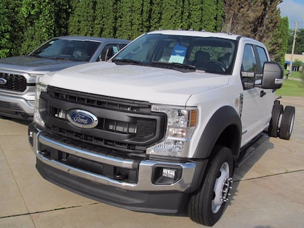2021 Ford Super Duty F-550 DRW XL - Sale Pending Commercial-truck
