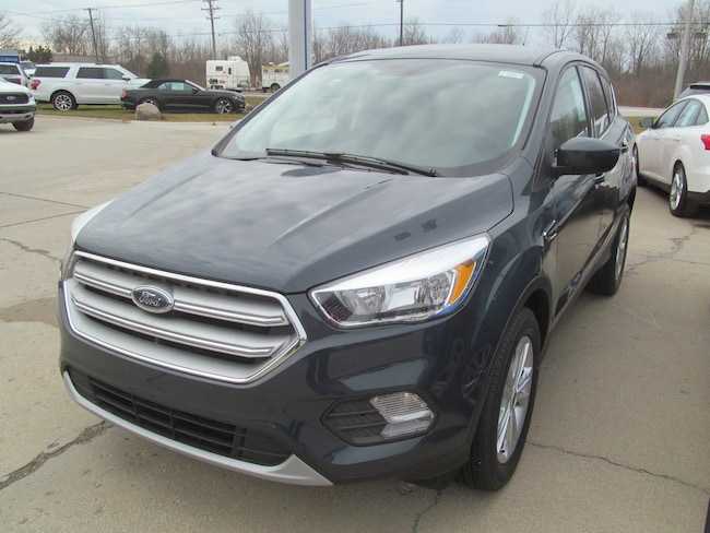 2019 Ford Escape SE with gas saving EcoBoost! SE FWD