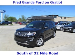 Used 2017 Ford Explorer XLT, Low Miles, Warranty! SUV for Sale in Casco MI