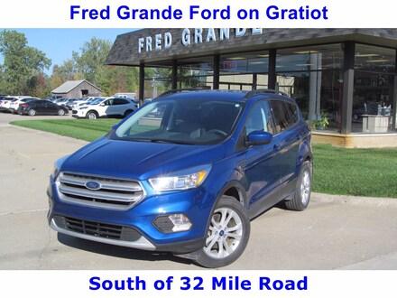 2018 Ford Escape SE 4Wheel Drive, NAV, Low Miles, Heat Seats SUV