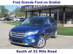 Used 2018 Ford Escape SE 4Wheel Drive, NAV, Low Miles, Heat Seats SUV for Sale in Casco MI