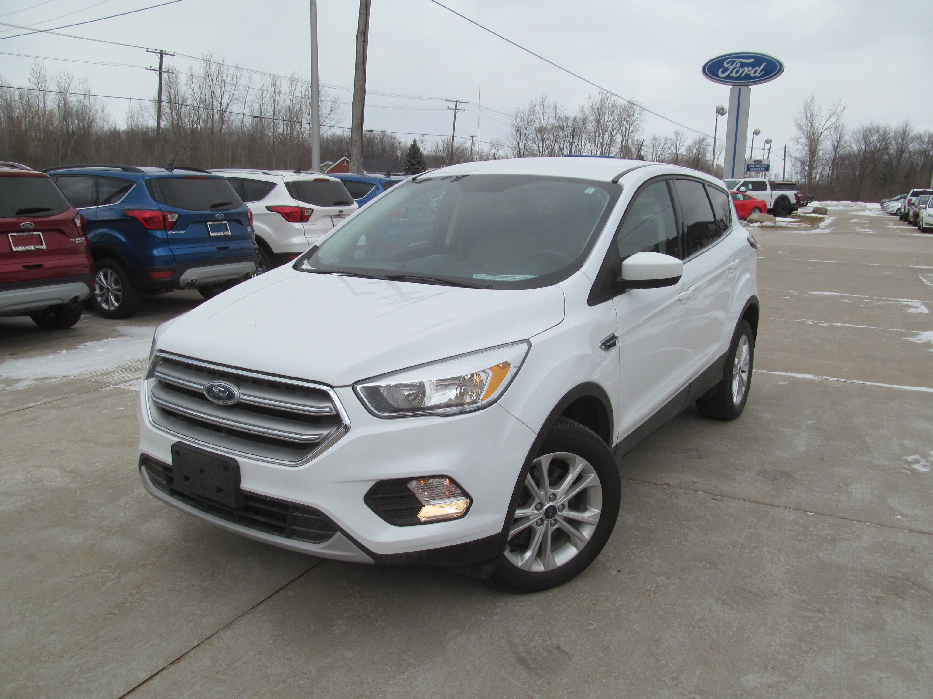 2017 Ford Escape SE Certified 7 Year/100K Mile PowerTrain warranty! SUV