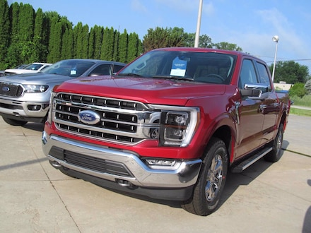 2021 Ford F-150 LARIAT - Sale Pending Truck