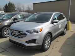 New 2019 Ford Edge Loaded TITANIUM w EcoBoost Titanium FWD for Sale in Casco MI