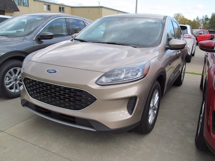 2020 Ford Escape SE with Turbo EcoBoost! SE FWD