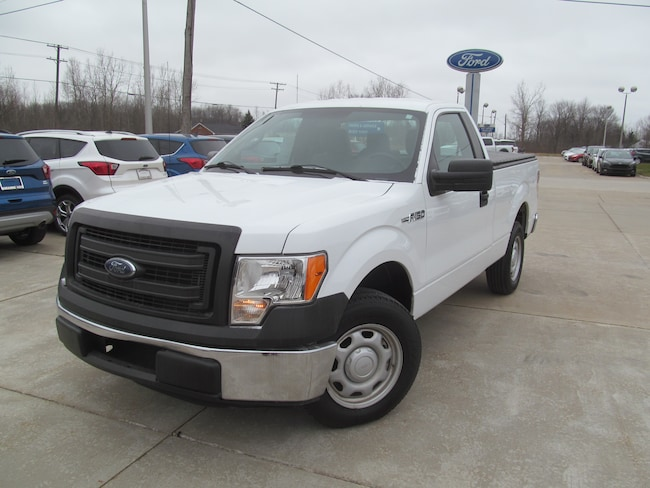 2013 Ford F-150 XL Short Bed Truck