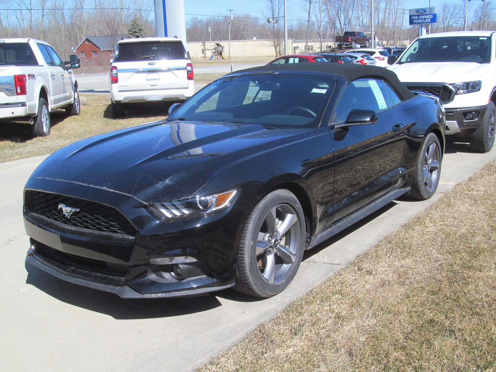 2017 Ford Mustang , Convertible, Automatic Convertible