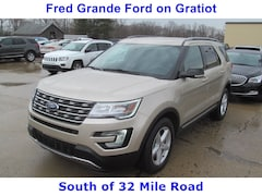 2017 Ford Explorer XLT 4WD Low Miles Loaded SUV