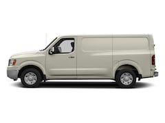 2017 Nissan NV Cargo NV2500 HD S Van
