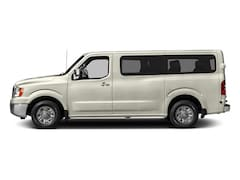 2018 Nissan NV Passenger NV3500 HD S Van Passenger Van
