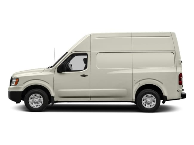 2018 Nissan NV Cargo NV2500 HD SL Van High Roof Cargo Van