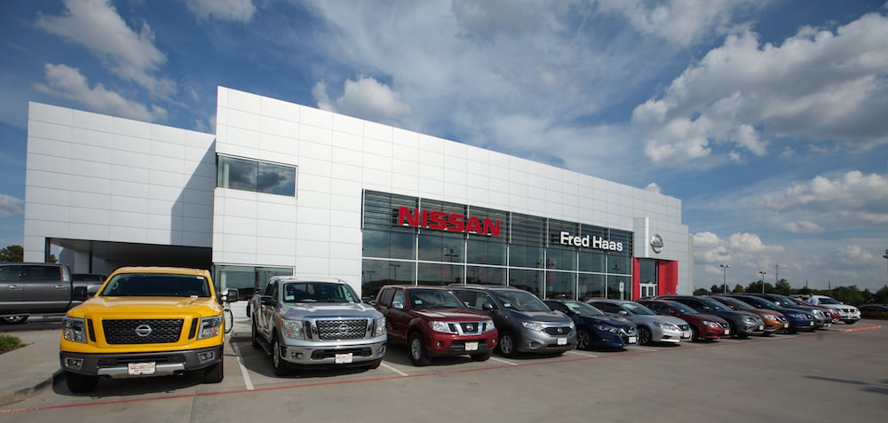 fred haas nissan new nissan dealership in tomball tx 77375 autos post. Black Bedroom Furniture Sets. Home Design Ideas