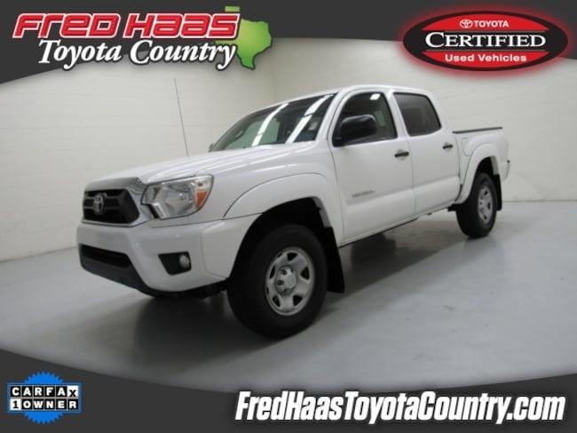 Used 2015 Toyota Tacoma For Sale | Houston TX