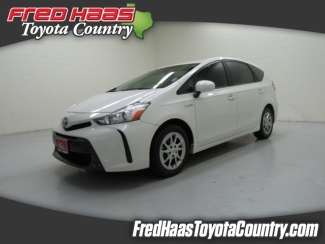 Used 2016 Toyota Prius v For Sale at Fred Haas Toyota Country