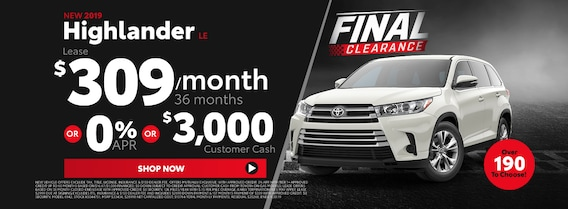 Car Dealership | Houston, Texas | Fred Haas Toyota Country