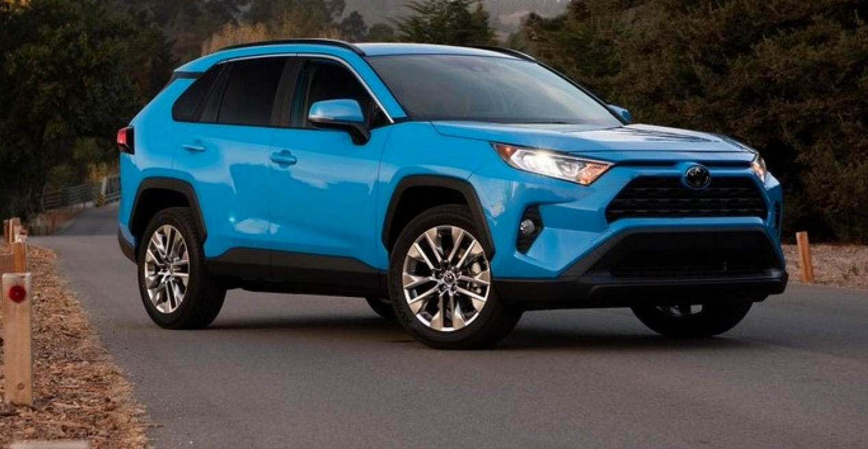 New Toyota RAV4 | Houston, TX | Fred Haas Toyota Country