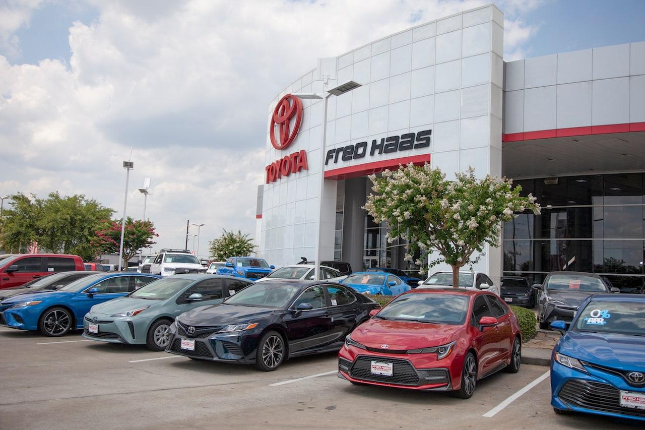 Car Dealer Open Sunday | Serves Houston | Fred Haas Toyota ...