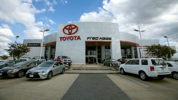 Elegant Fred Haas Toyota World | New Toyota Dealership In Spring, TX 77373