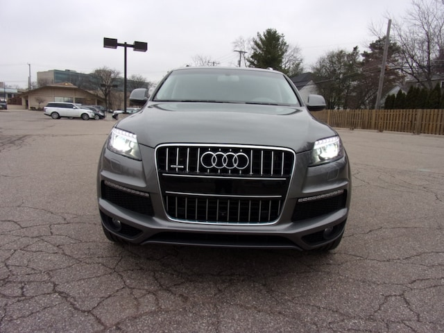 Used 2015 Audi Q7 For Sale Birmingham Mi Vin Wa1dgafe2fd029422
