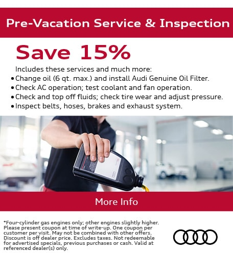 Pre-Vacation Service & Inspection