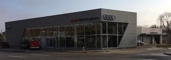 Audi dealer near Detroit, MI | Audi Birmingham Michigan