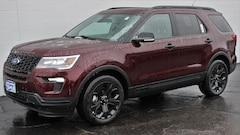 2019 Ford Explorer Sport SUV for sale Youngstown