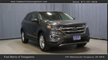 Buy a 2018 Ford Edge SEL SUV in Youngstown, OH