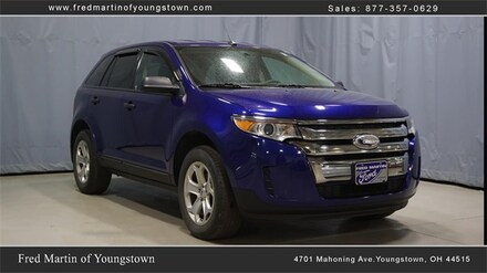 Buy a 2014 Ford Edge SE SUV in Youngstown, OH