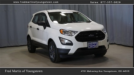 Buy a 2018 Ford EcoSport S SUV in Youngstown, OH