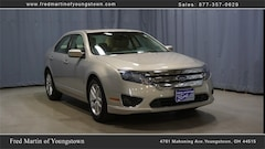 Buy a 2010 Ford Fusion SEL Sedan in Youngstown, OH
