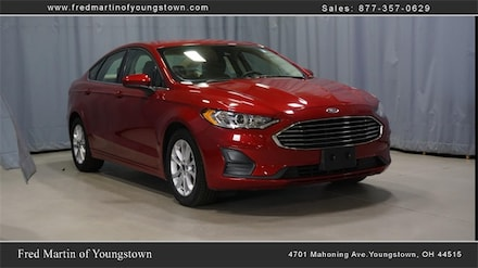 Buy a 2020 Ford Fusion SE Sedan in Youngstown, OH