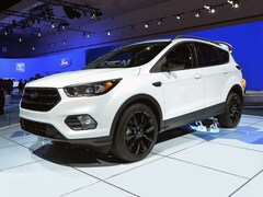 Buy a 2017 Ford Escape in Youngstown, OH