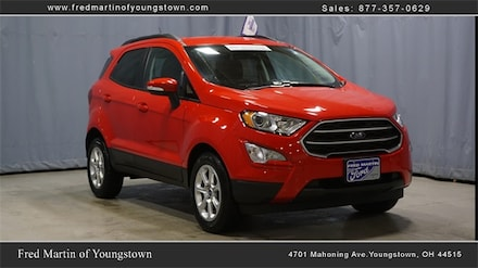 Buy a 2019 Ford EcoSport SE SUV in Youngstown, OH