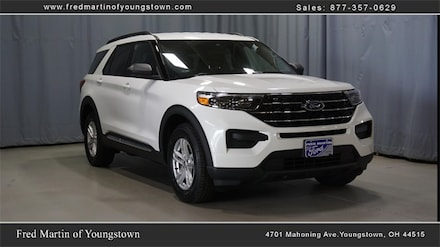 Buy a 2020 Ford Explorer XLT SUV in Youngstown, OH