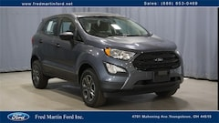Buy a 2021 Ford EcoSport S Crossover in Youngstown, OH