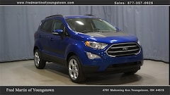Buy a 2021 Ford EcoSport SE Crossover for sale Youngstown